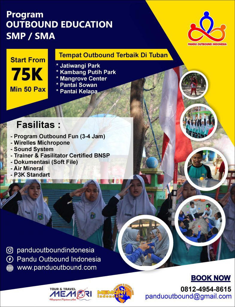 outbound edukasi tuban