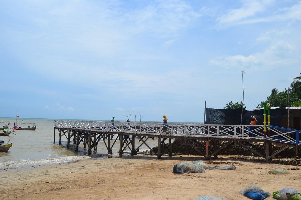 Outbound pantai kelapa tuban