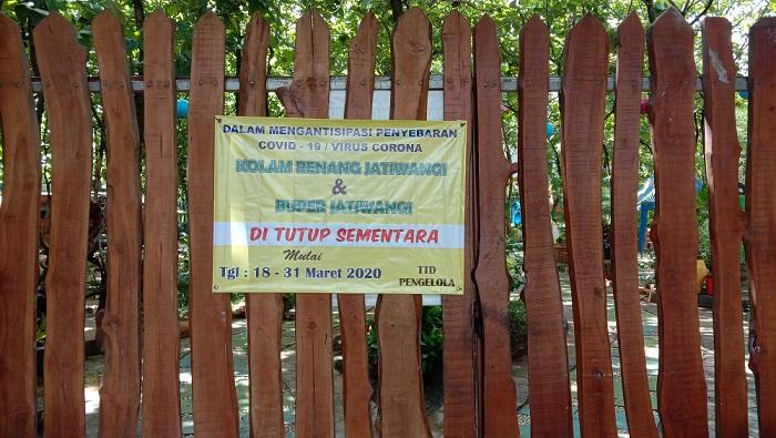 Dampak Covid-19 Wisata Di Tuban Tutup