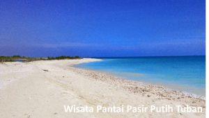 wisata pantai pasir putih tuban