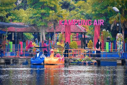 Wisata Kampung Air