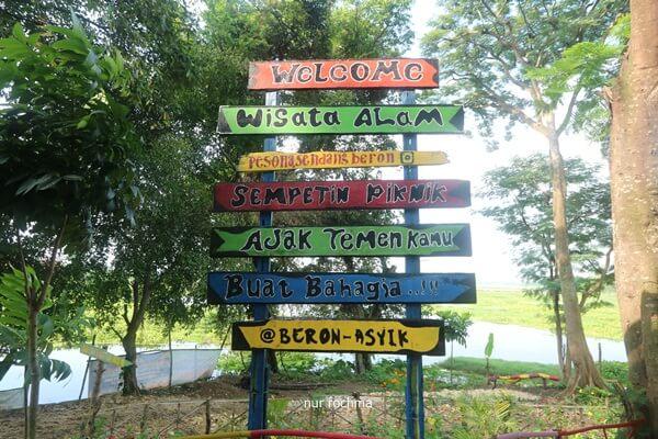 Wisata Sendang Beron